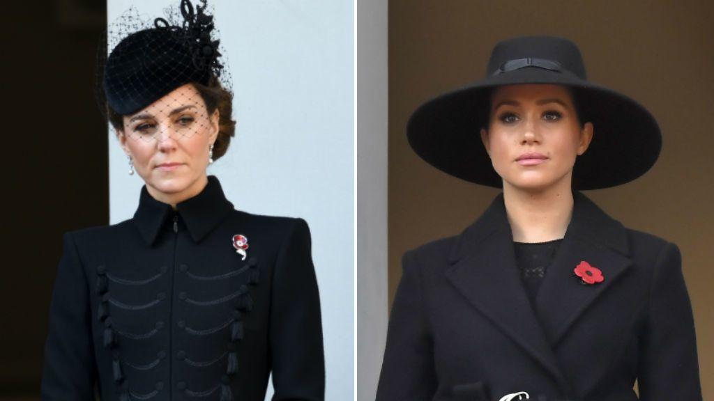 Katalin hercegné Meghan hercegné fegyverszünet napja
