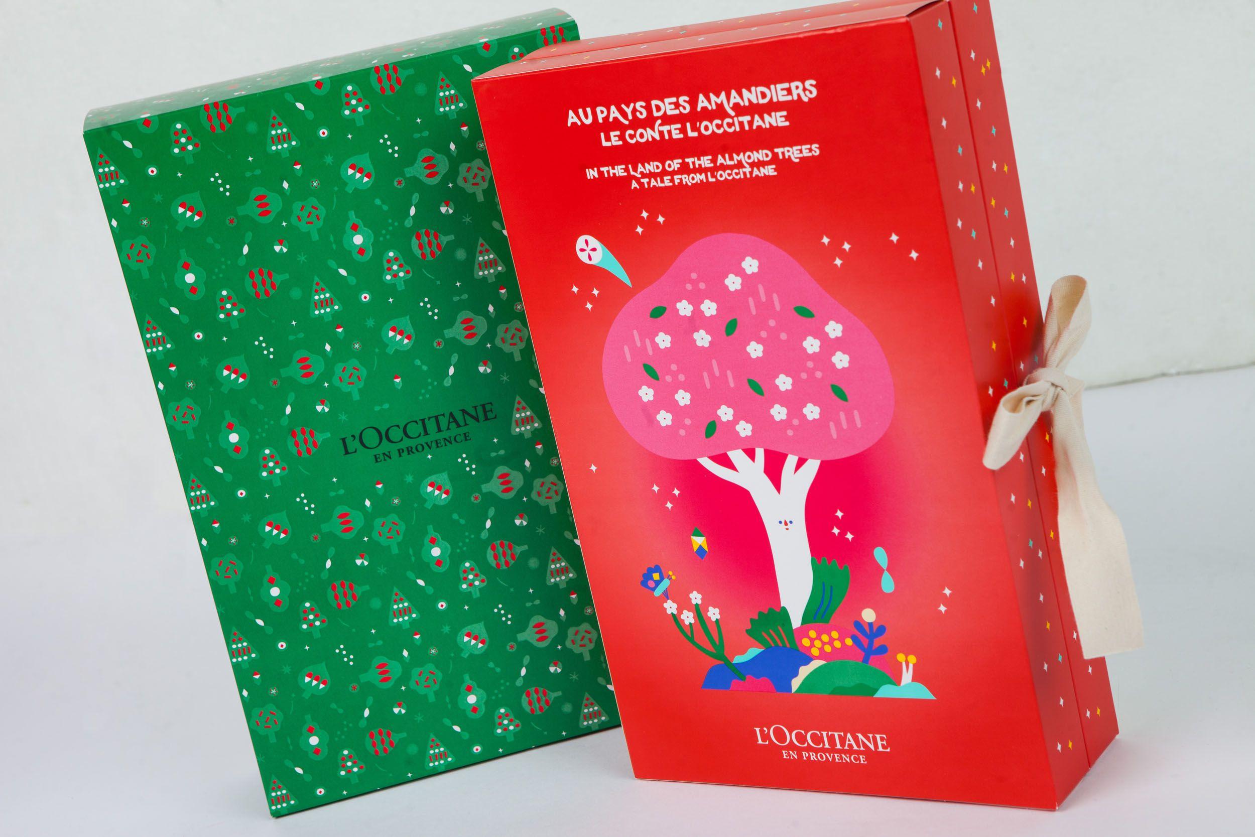 L'Occitane - Mesevilág Adventi Kalendárium