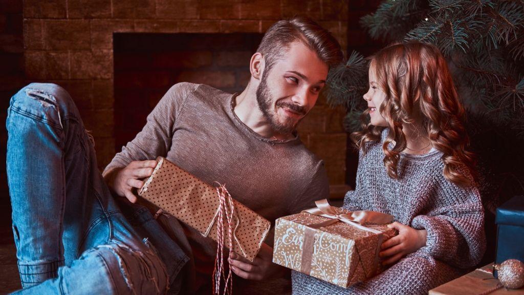 apa ajándék karácsony