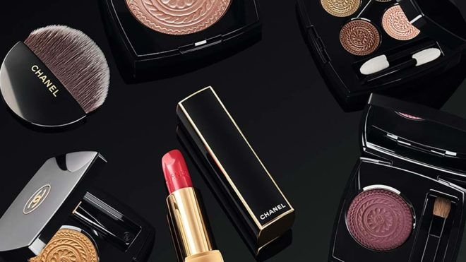 Les Ornements de Chanel sminkkollekció