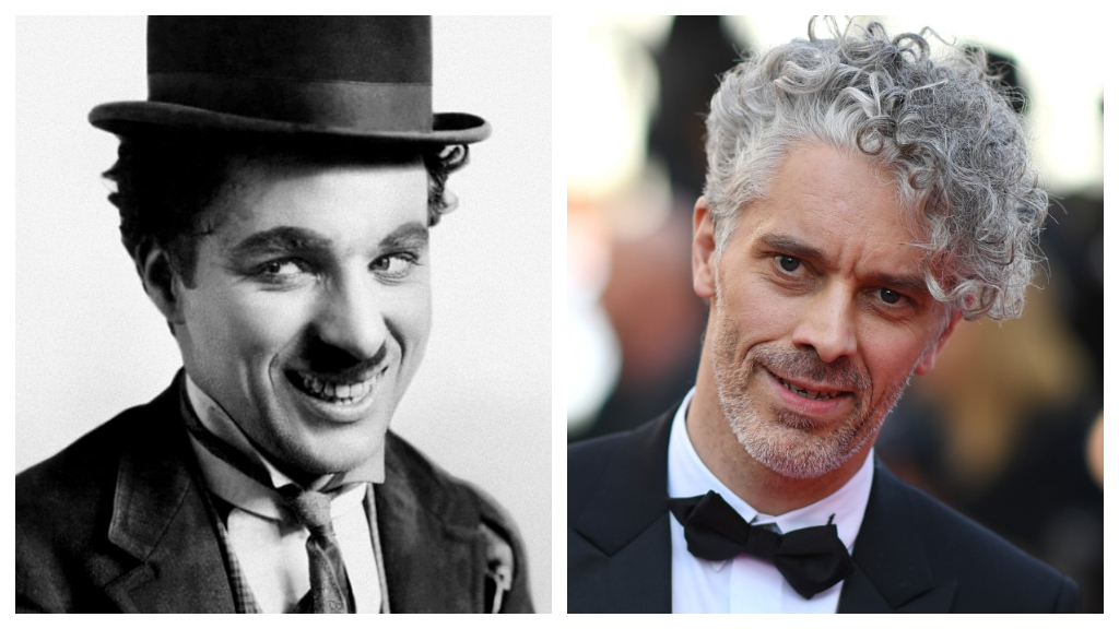 Chaplin fia elismert cirkuszművész. (Forrás: Wikipedia, AFP)