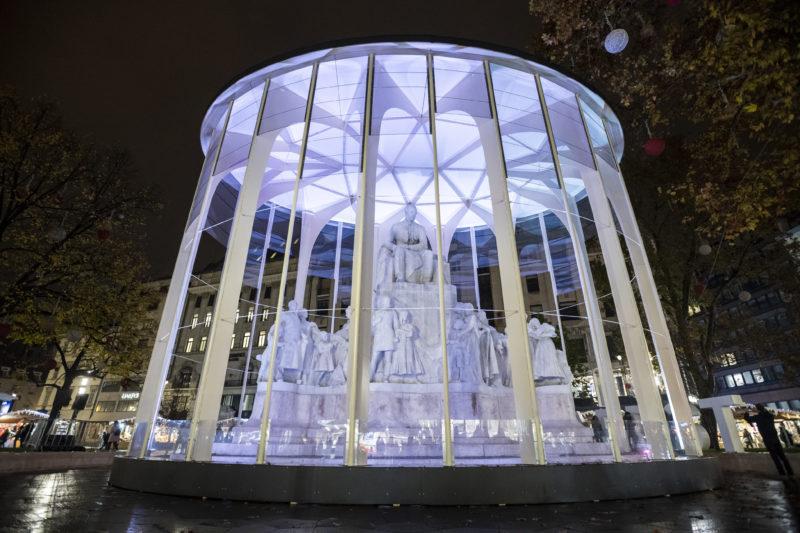 Vörösmarty tér karácsonyi vásár 2019