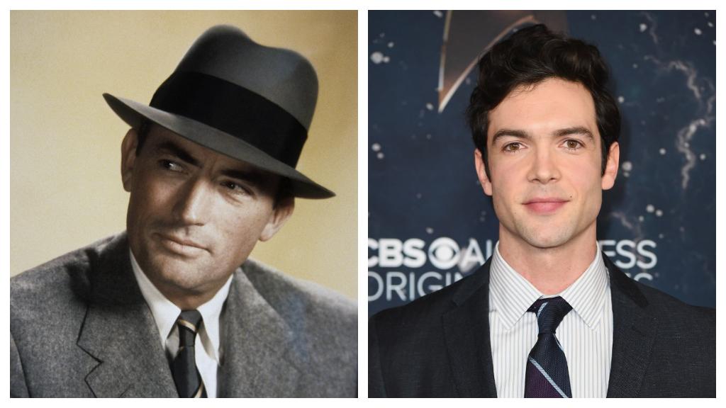 Gregory Peck unokája, Eathan a színész szakma egyik nagy reménysége.