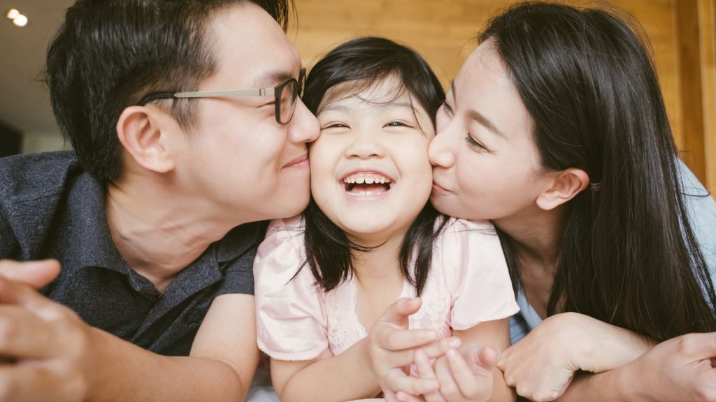 gyereknevelés kínai szülők