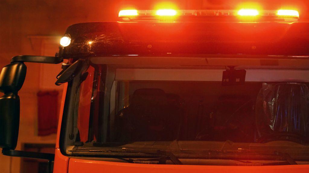tűzoltóság tűzoltóautó katasztrófa