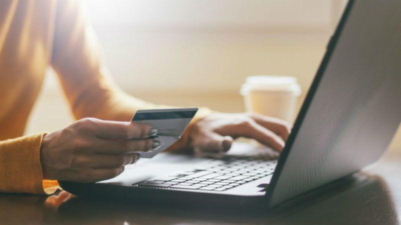 internetes vásárlás bankkártya rendelés