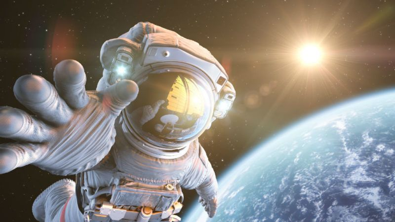 űrhajós űrutazás szkafander