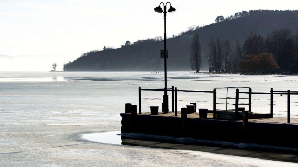 tihany tél balaton