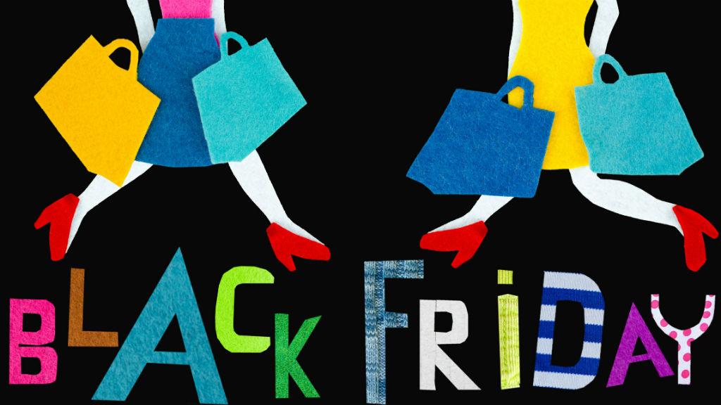 Black Friday fekete péntek vásárlás akció kedvezmény
