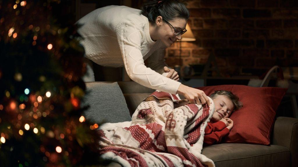 karácsony házimunka anya