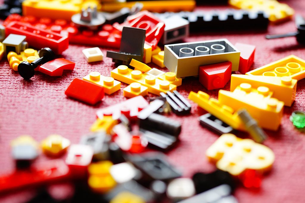 lego, rend, gyerekszoba, rendetlenség