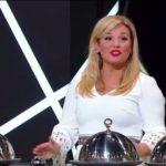 A Séfek Séfe műsorban ilyen volt Liptai Claudia frizurája