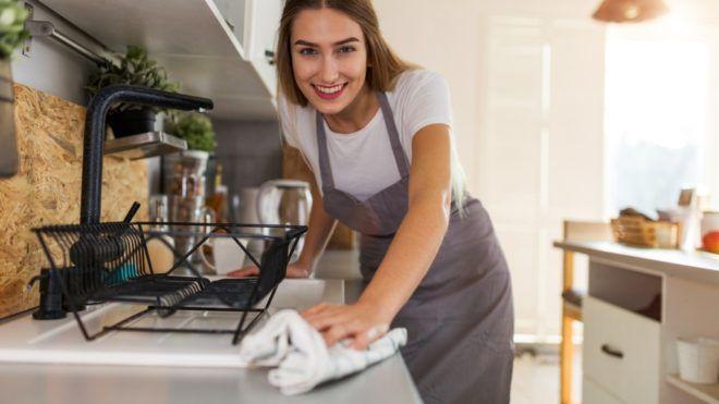takarítás otthon módszer