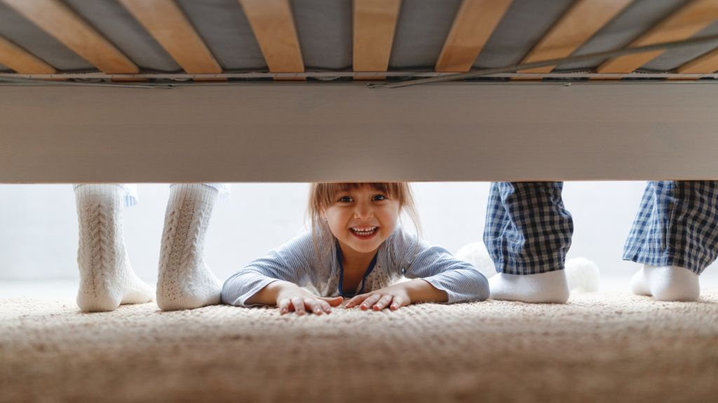 tárolás ágy alatt