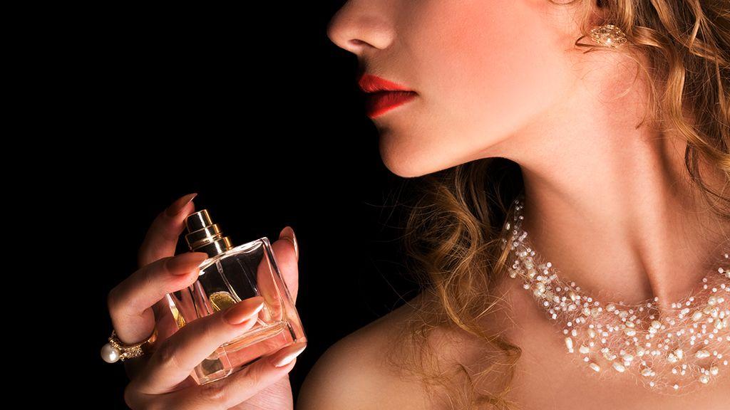 parfüm illat