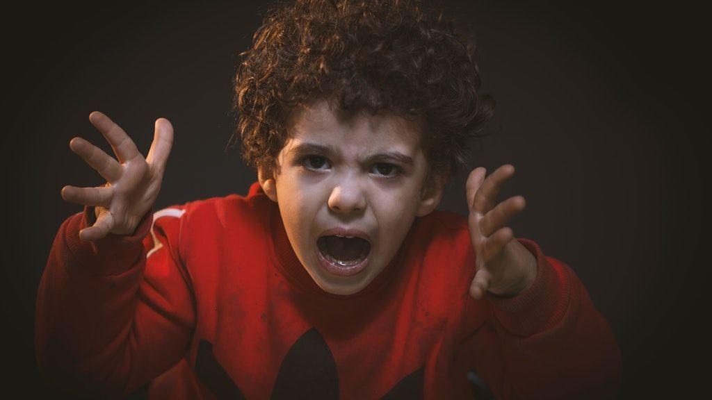 gyerek, veszekedés, félelem
