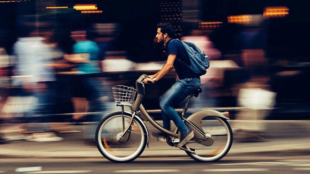 Új biciklis túraútvonalak a térképen (Fotó: Pexels.com)