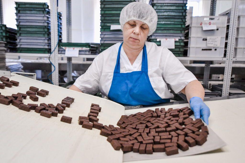 csokoládégyár