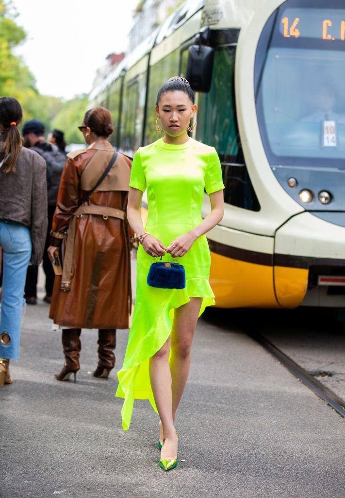 neon divat