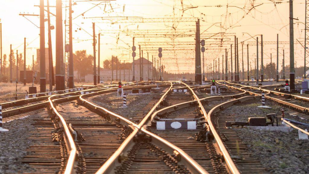 vonat sín vasút