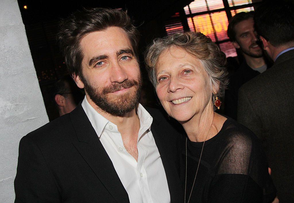Jake Gyllenhaal édesanyjával