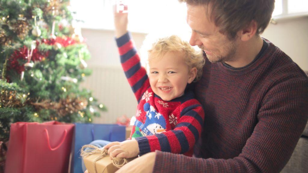 karácsony ajándék minőségi idő