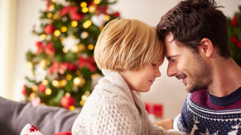karácsony válás apa