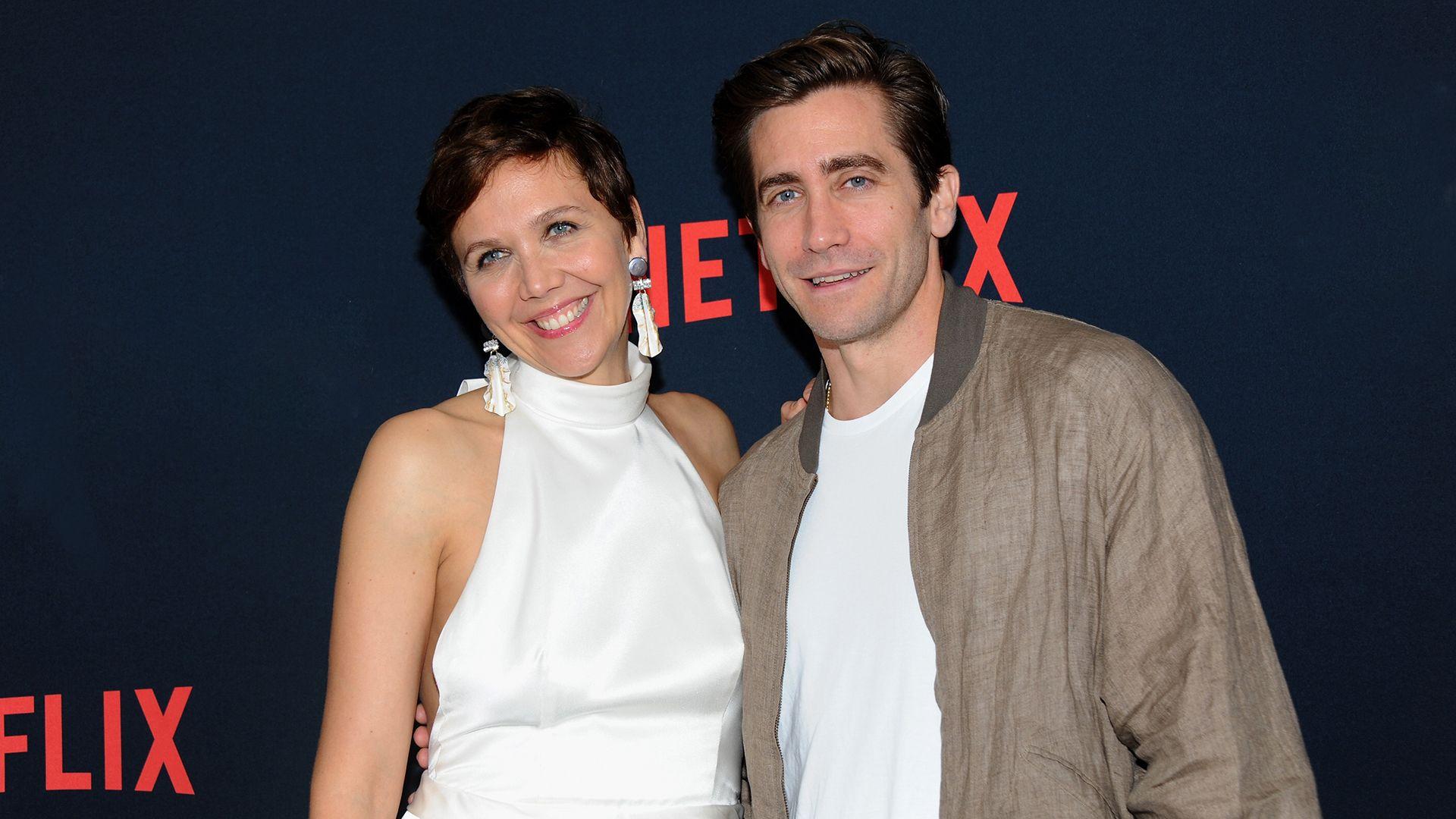 Maggie es Jake Gyllenhaal slide