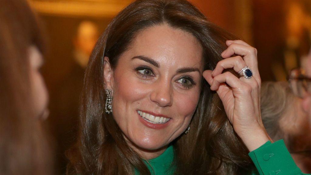 Katalin hercegné NATO fogadás