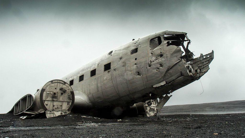izland repülő tragédia