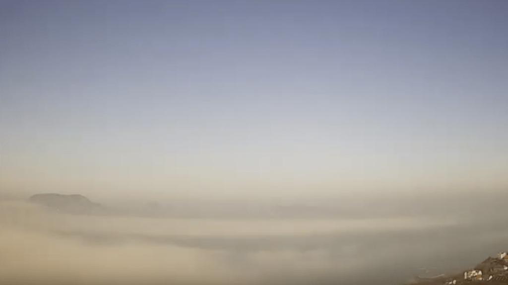 balaton köd