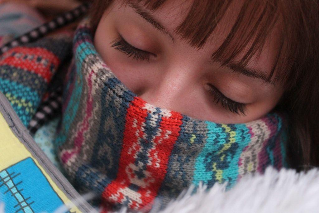 betegség, nátha, influenza