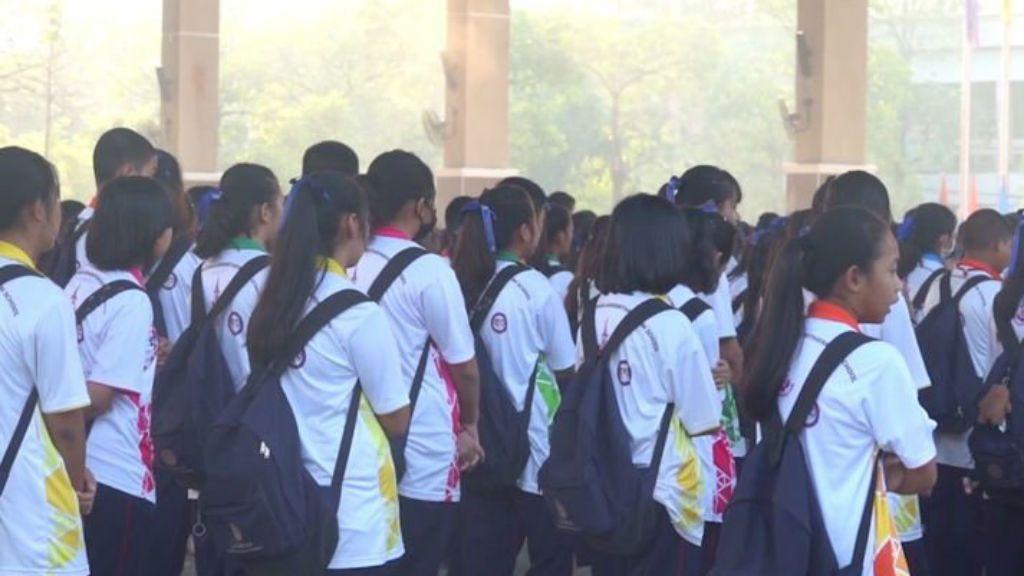 Thammasat Khlongluang Wittayakom iskola diák