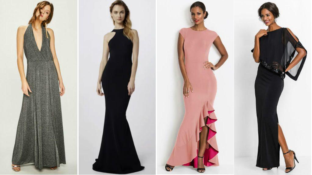 WAL G. Estélyi ruhák 'Dress' fekete