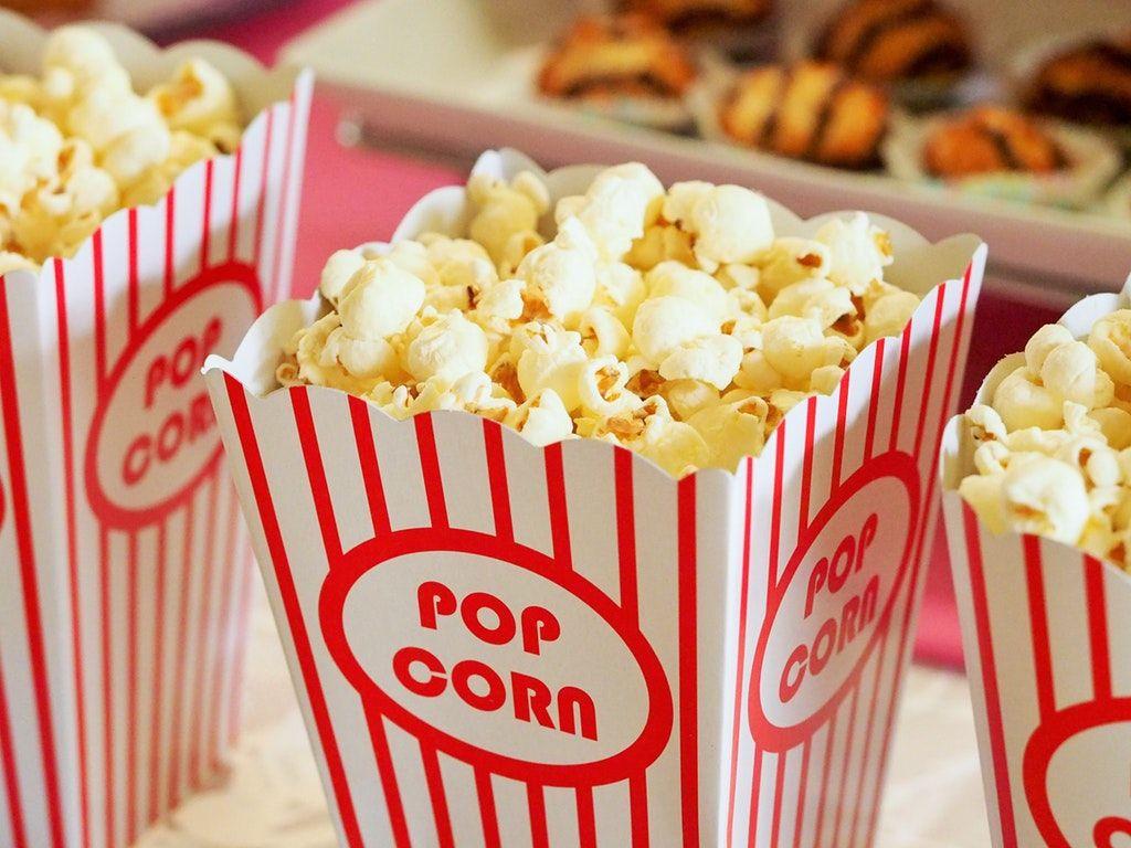 popcorn, mozi