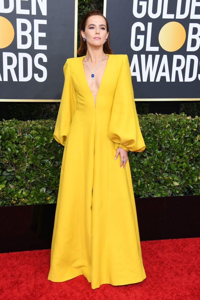 Zoey Deutch Golden Globe 2020