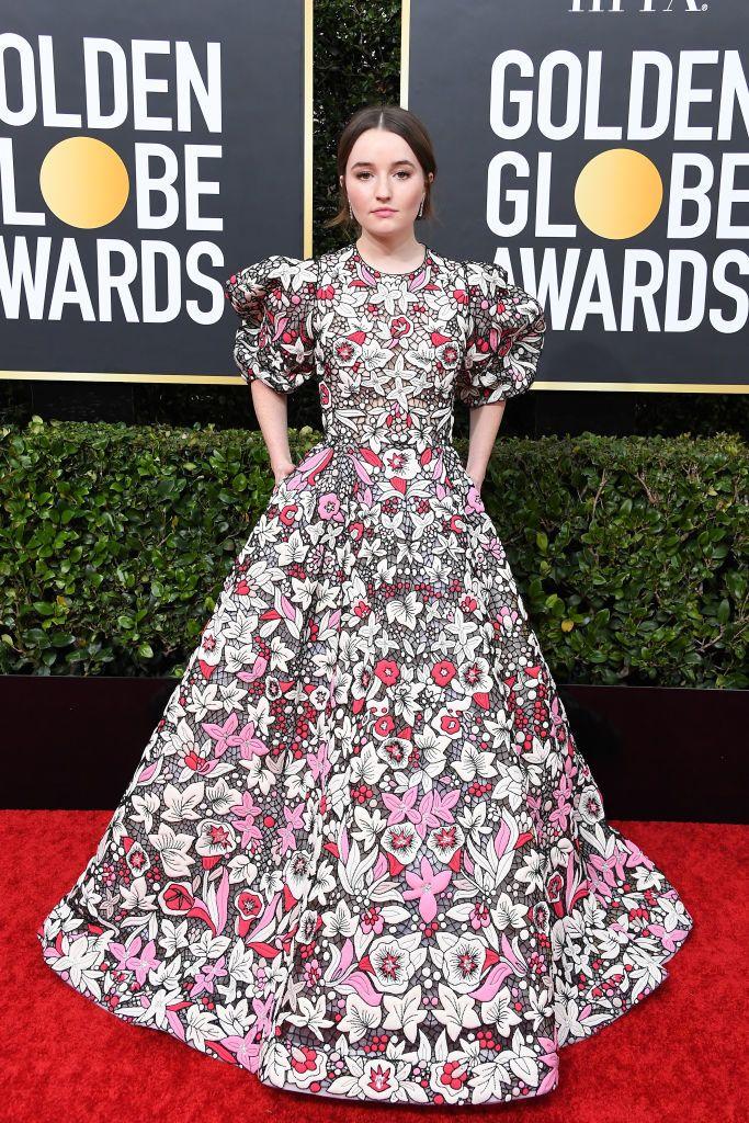 Kaitlyn Dever Golden Globe 2020