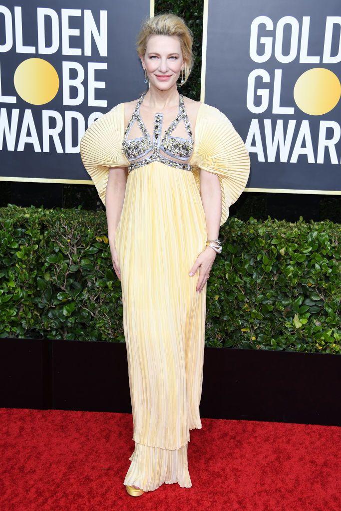 Cate Blanchett Golden Globe 2020