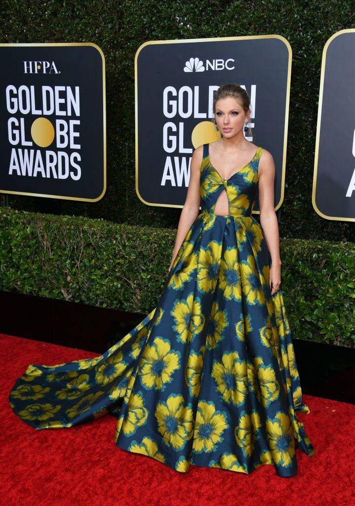 Taylor Swift Golden Globe 2020