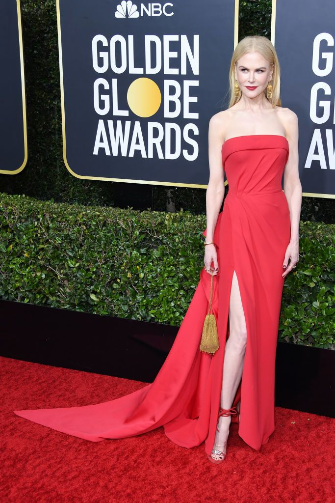 Nicole Kidman Golden Globe 2020