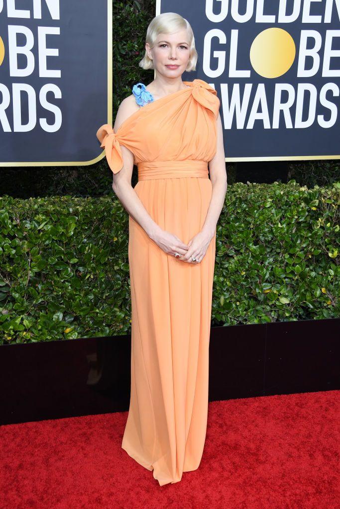 Michelle Williams Golden Globe 2020