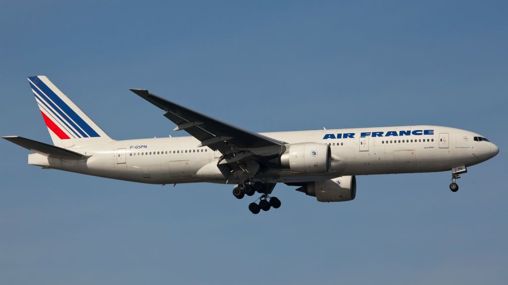 Air France repülőgép repülés utazás