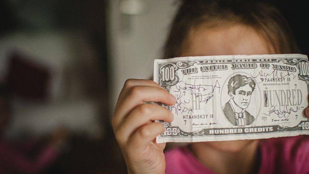 kamasz pénz gyereknevelés