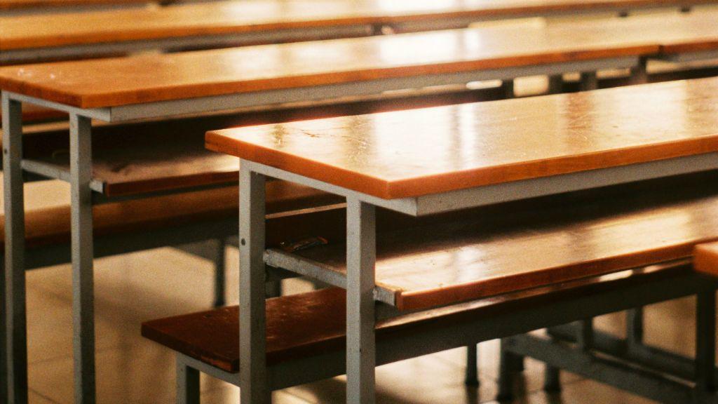 iskola oktatás tanterem