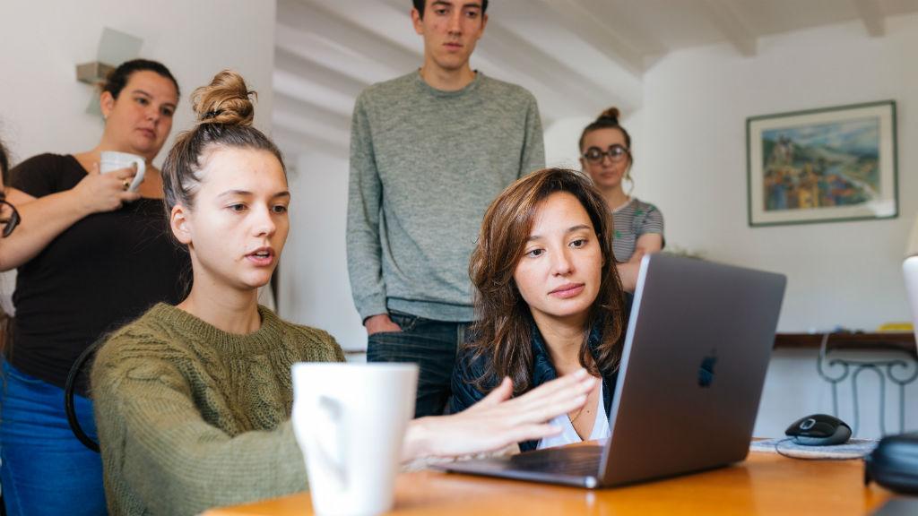 munkahely női vezető