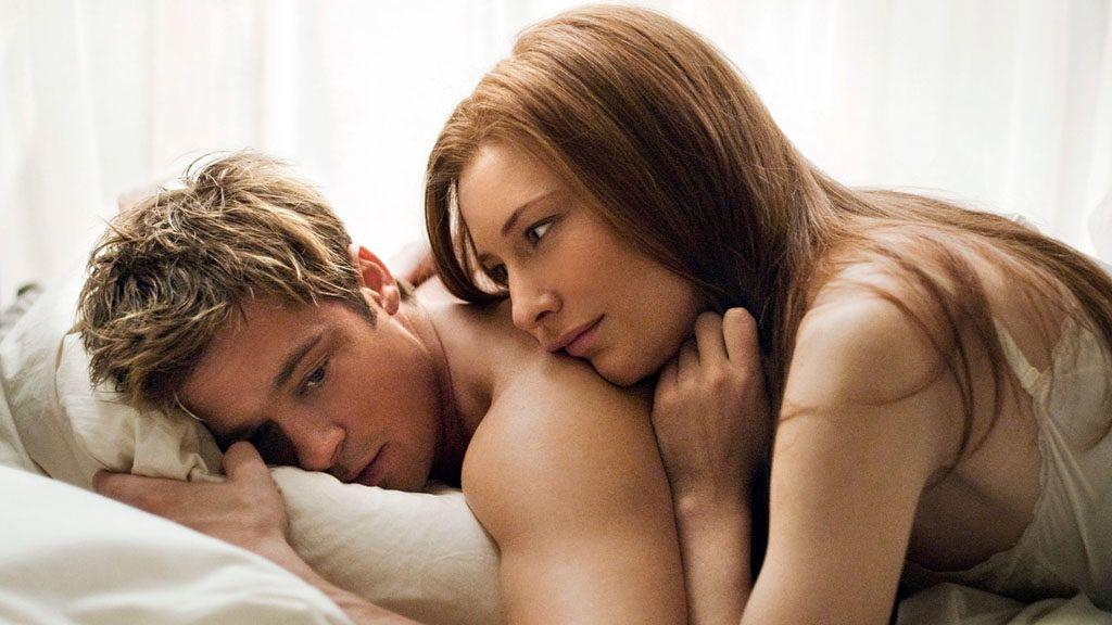 Brad Pitt és Cate Blanchett a Benjamin Button különös életében (Fotó: T.C.D/Visual movies/Profimedia)
