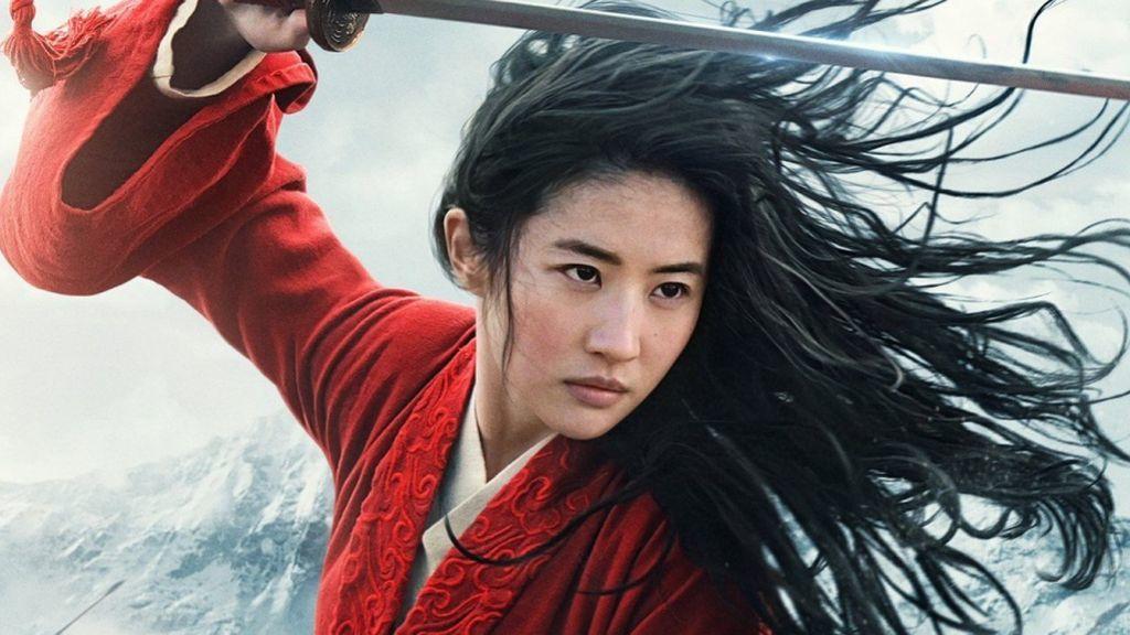 Mulan (forrás: Disney)