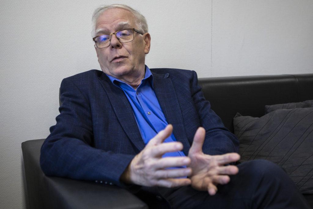 Dr. Harmatta János (Fotó: Bankó Gábor)
