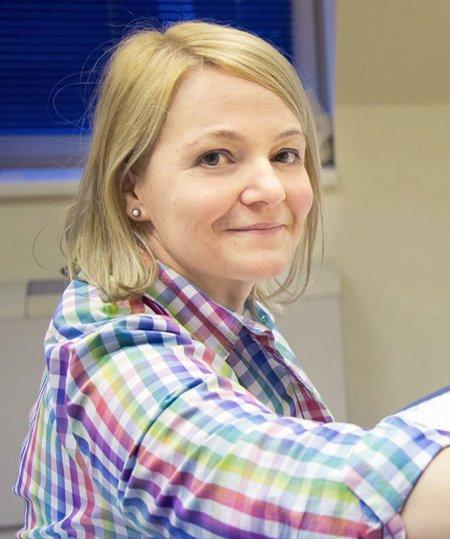 Dr. Ladányi Anikó (Fotó: www.svabhegy.eu)