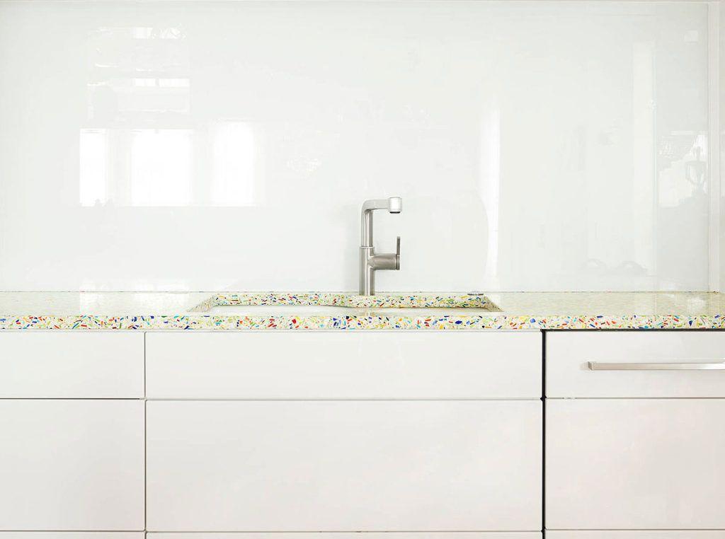Egyedi megjelenést garantál az újrahasznosított dizájn a konyhában 2020-ban (Fotó: www.konyhakiallitas.hu)
